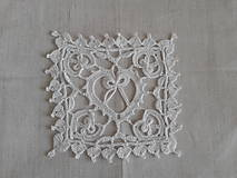 Úžitkový textil - Srdce na vankúši - 4460953_