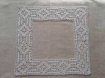 Úžitkový textil - nostalgia na vankúši - 4461008_
