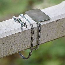 Doplnky - Řetěz na peněženku II - 4466303_