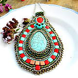 - Turquoise Necklace - 4466517_