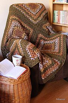 Úžitkový textil - v jesenných tónoch... - 4466485_
