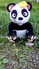 Hračky - mila Panda - 4466776_