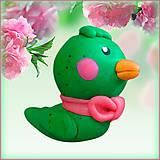 Kľúčenky - Vtáčik fešáčik :-) - 4467292_