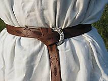 Opasky - Uzlový opasok, zdobený - 4470935_
