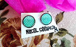 - Dots in Turquoise - 4469856_