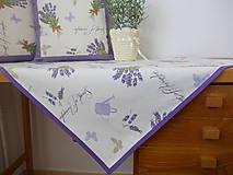 Úžitkový textil - Obrus pre Evku - 4474032_