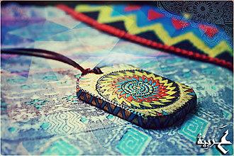 Náhrdelníky - Amulet - Hadutah Nubeyah - 4471742_
