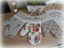 Úžitkový textil - Kuchyňská chňapka - 4471364_