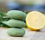 Drogéria - Citrón a rozmarín - žihľavový šampúch® 30g - 4472035_