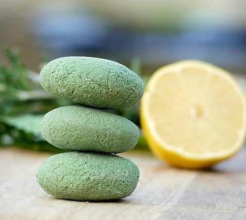 Citrón a rozmarín - žihľavový šampúch® 30g