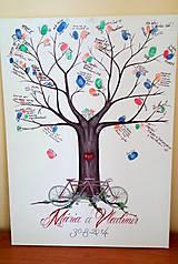 Papiernictvo - Wedding tree - 4474158_