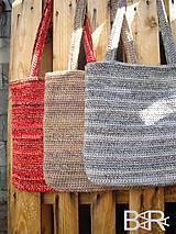 Veľké tašky - taaška šedá - 4474332_