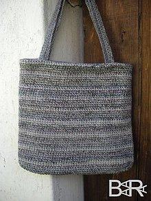 Veľké tašky - taaška šedá - 4474328_