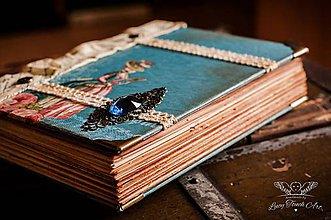"""Papiernictvo - """" Lady B"""" Diary / na zákazku :) - 4472987_"""