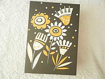 - Pohľadnica, kvetena č.3 - 4472920_