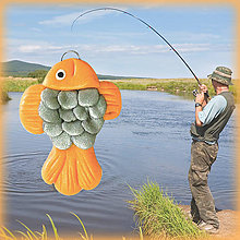 Náhrdelníky - Chytil si niekedy rybu? :-D - 4472037_