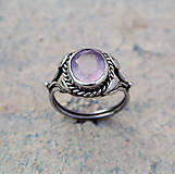 - Rose quartz ring - 4478017_