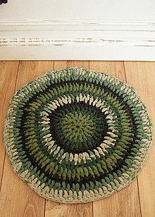Úžitkový textil - Recy koberček - 4476818_