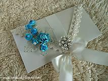 - Svadobná obálka na peniaze - 4477498_