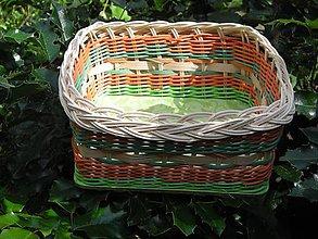 Košíky - hravosť - 4476259_