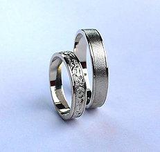 Prstene - čipkované 1 - 4477228_