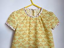 Detské oblečenie - tunika