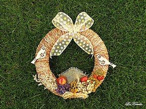 Dekorácie - Jesenná záhrada - 4479283_