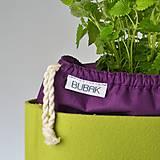 Veľké tašky - Zelený BUBAK - 4481972_