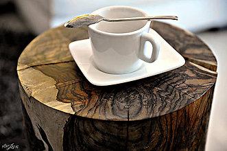 Fotografie - čas na dobrú kávu - 4481446_