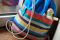 Detské tašky - VŠEÚČELOVEC -  na objednávku - 4482316_