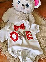 Detské oblečenie - ONE .../body/ - 4480014_
