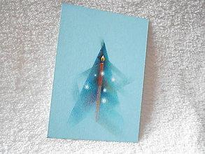 Papiernictvo - Pohľadnica, Šťastné a veselé... - 4479475_
