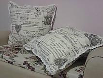 Úžitkový textil - Obliečka na vankúš - 4486715_