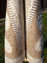 Úžitkový textil - S kvetom - obrus :) - 4487518_