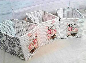 Košíky - Duduli/ks - 4486362_
