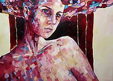Obrazy - Sláva novým začiatkom - obraz na stenu, maľba, originál - 4489780_