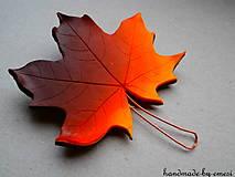 Odznaky/Brošne - jeseň - 4490164_