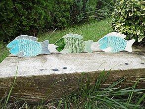 Dekorácie - ryba - strúhadlo na cesnak - 4488232_