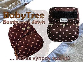 Detské doplnky - Toffifee - Kapsovka s bambusovým dotykom (veľ.S-M-L) - 4488038_