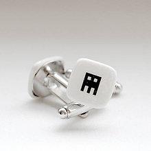 Šperky - Manžetové gombíky - 4488204_