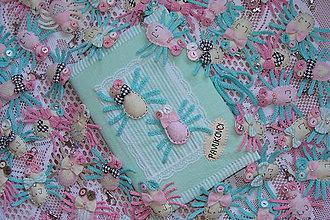 Papiernictvo - guestbook+50 kľúčeniek na objednávku-p - 4490825_