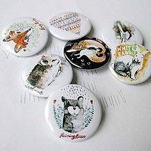 Odznaky/Brošne - Odznaky 37mm (Tales 2) - 4491884_