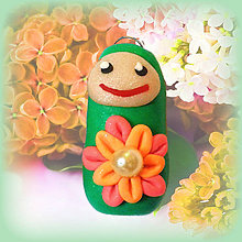 Kľúčenky - Kvitnúca kukulienka - 4494442_
