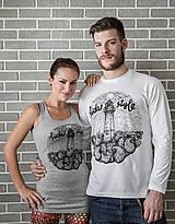 Oblečenie - Lighthouse - tričká - 4502293_