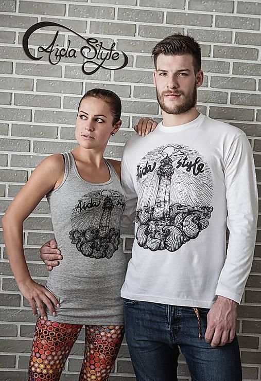 Lighthouse - tričká