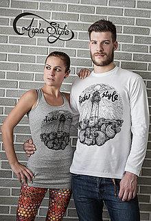 Oblečenie - Lighthouse - tričká - 4502291_