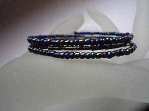 Sady šperkov - Náramok + prsten - 4503813_