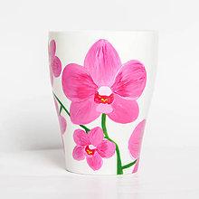 Nádoby - Orchidea - 4506446_