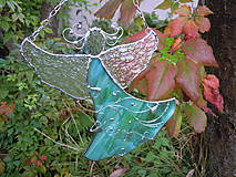 Dekorácie - Anděl od lesní studánky - 4503470_