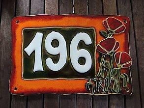 Tabuľky - číslo na dom - 4505594_